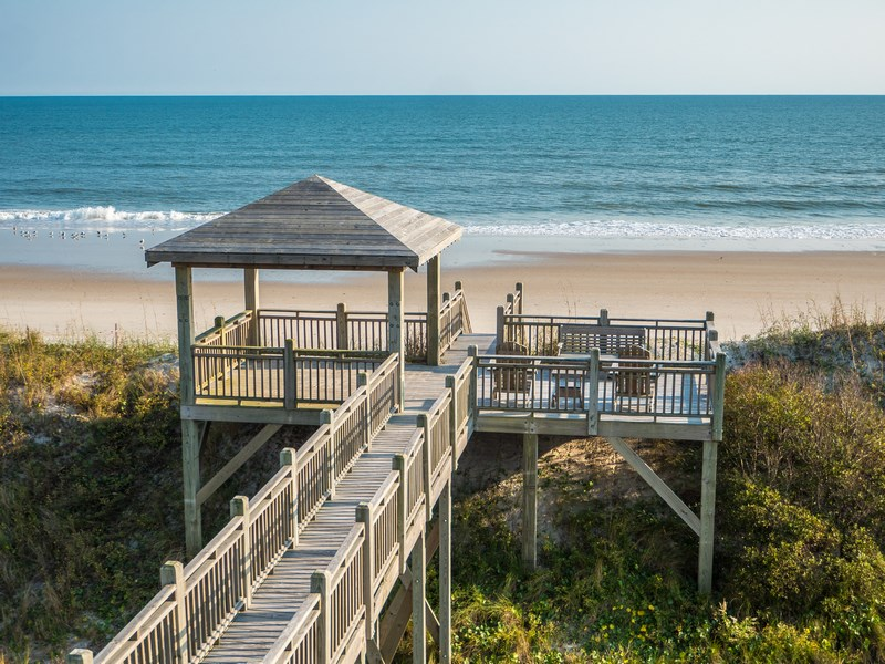 Oceanfront Balcony Rental
