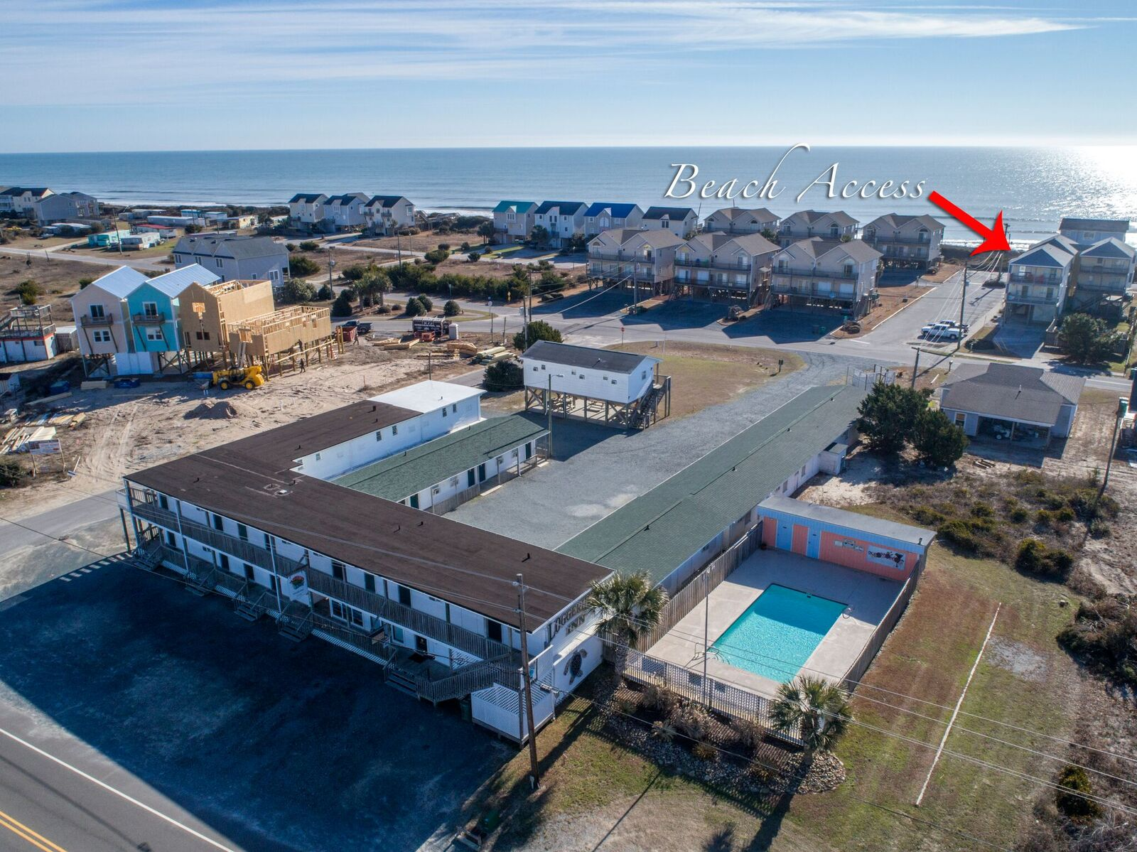 Loggerhead Inn Surf City NC Condo-Hotel Vacation Rental